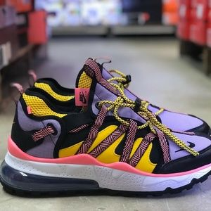 Nike Air Max 270 Bowfin Mens Shoes Purple Size 11